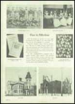 1954 Appleton High School Yearbook Page 18 & 19