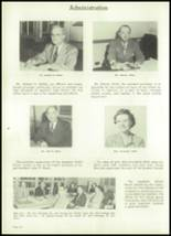 1954 Appleton High School Yearbook Page 20 & 21