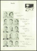 1954 Appleton High School Yearbook Page 22 & 23