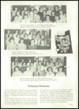 1954 Appleton High School Yearbook Page 28 & 29