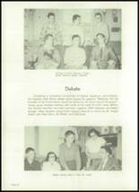 1954 Appleton High School Yearbook Page 36 & 37
