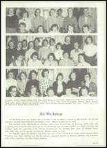 1954 Appleton High School Yearbook Page 42 & 43