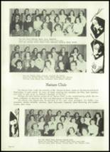 1954 Appleton High School Yearbook Page 44 & 45