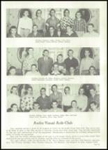 1954 Appleton High School Yearbook Page 46 & 47