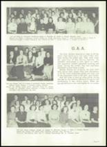1954 Appleton High School Yearbook Page 50 & 51