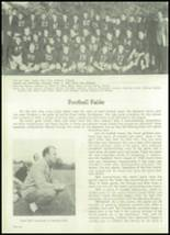 1954 Appleton High School Yearbook Page 70 & 71