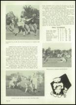 1954 Appleton High School Yearbook Page 72 & 73