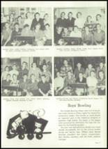 1954 Appleton High School Yearbook Page 80 & 81