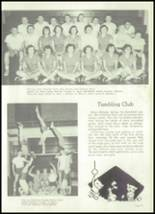 1954 Appleton High School Yearbook Page 82 & 83