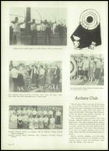 1954 Appleton High School Yearbook Page 84 & 85