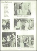 1954 Appleton High School Yearbook Page 90 & 91