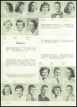 1954 Appleton High School Yearbook Page 98 & 99