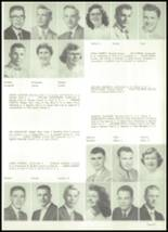 1954 Appleton High School Yearbook Page 100 & 101