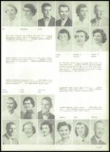 1954 Appleton High School Yearbook Page 102 & 103