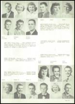 1954 Appleton High School Yearbook Page 104 & 105