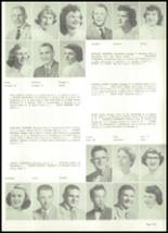 1954 Appleton High School Yearbook Page 108 & 109