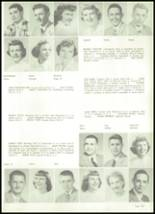 1954 Appleton High School Yearbook Page 112 & 113
