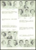1954 Appleton High School Yearbook Page 114 & 115