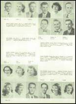 1954 Appleton High School Yearbook Page 116 & 117