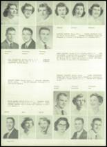 1954 Appleton High School Yearbook Page 118 & 119