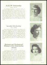 1954 Appleton High School Yearbook Page 124 & 125