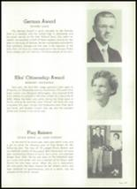 1954 Appleton High School Yearbook Page 126 & 127