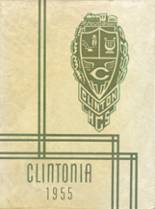 1955 Yearbook Clinton High School