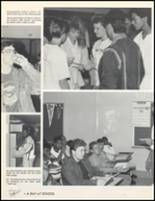 1989 Friendly High School Yearbook Page 10 & 11