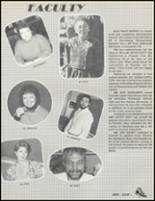 1989 Friendly High School Yearbook Page 16 & 17