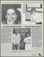 1989 Friendly High School Yearbook Page 18 & 19