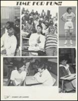 1989 Friendly High School Yearbook Page 20 & 21