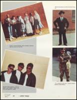 1989 Friendly High School Yearbook Page 22 & 23