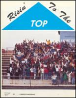 1989 Friendly High School Yearbook Page 34 & 35