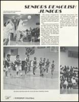 1989 Friendly High School Yearbook Page 38 & 39