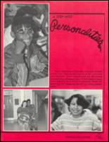 1989 Friendly High School Yearbook Page 40 & 41