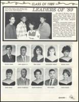 1989 Friendly High School Yearbook Page 42 & 43