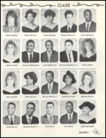 1989 Friendly High School Yearbook Page 44 & 45