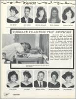 1989 Friendly High School Yearbook Page 46 & 47