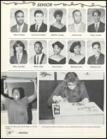 1989 Friendly High School Yearbook Page 48 & 49
