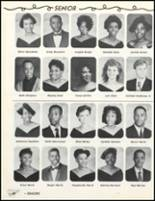 1989 Friendly High School Yearbook Page 52 & 53