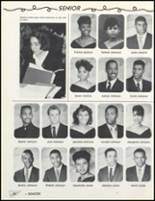 1989 Friendly High School Yearbook Page 54 & 55