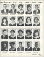 1989 Friendly High School Yearbook Page 56 & 57