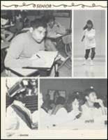 1989 Friendly High School Yearbook Page 68 & 69