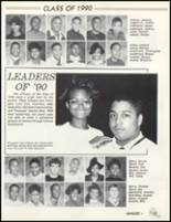 1989 Friendly High School Yearbook Page 78 & 79