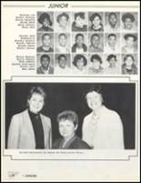 1989 Friendly High School Yearbook Page 80 & 81