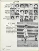 1989 Friendly High School Yearbook Page 86 & 87