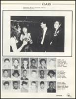 1989 Friendly High School Yearbook Page 88 & 89