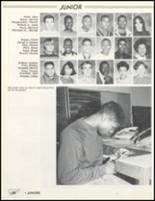 1989 Friendly High School Yearbook Page 92 & 93