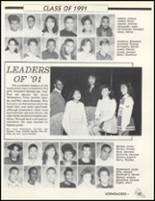 1989 Friendly High School Yearbook Page 98 & 99