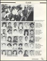 1989 Friendly High School Yearbook Page 102 & 103